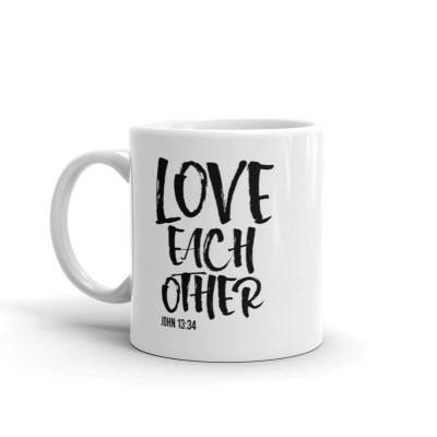 Love Each Other - Mug