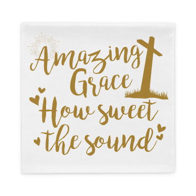 Amazing Grace - Pillow Case