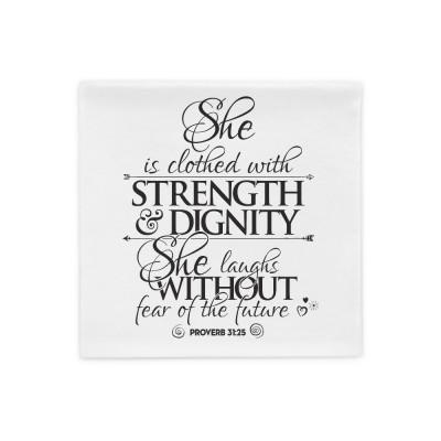 Proverbs 31 - Pillow Case