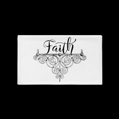 Faith - Pillow Case