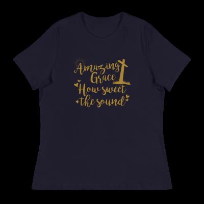 Amazing Grace - Women's Relaxed T-Shirt
