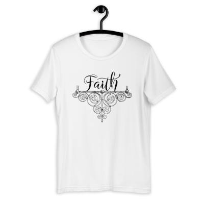 Faith - Short-Sleeve Unisex T-Shirt