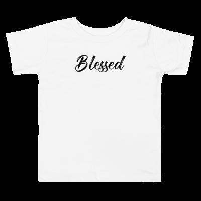 Blessed - Toddler Short Sleeve Tee