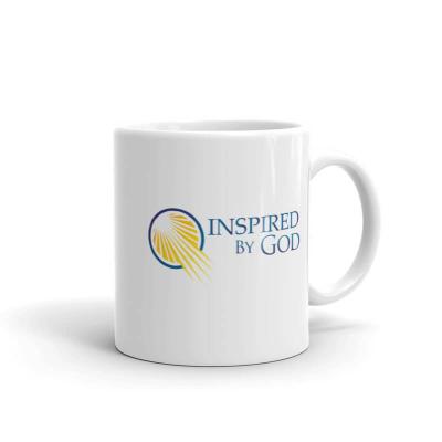 Inspired by God - Mug