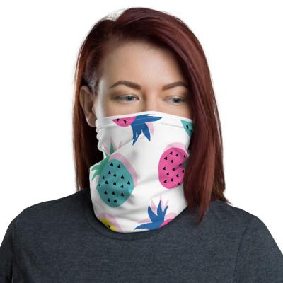 Pinapple Neck Gaiter & Face Mask
