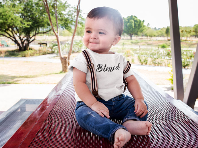 Blessed - Baby Jersey Short Sleeve Tee