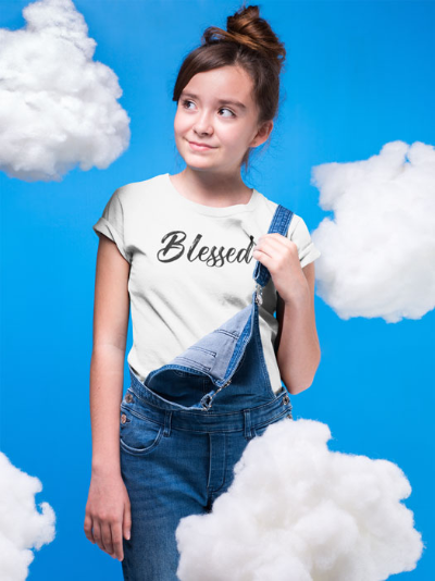 Blessed - Youth Short Sleeve T-Shirt