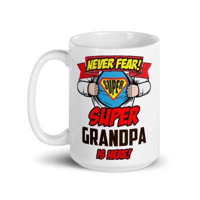 Super Grandpa - Mug