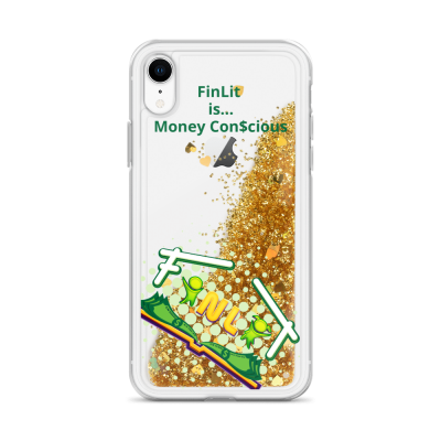 Liquid Glitter Phone Case