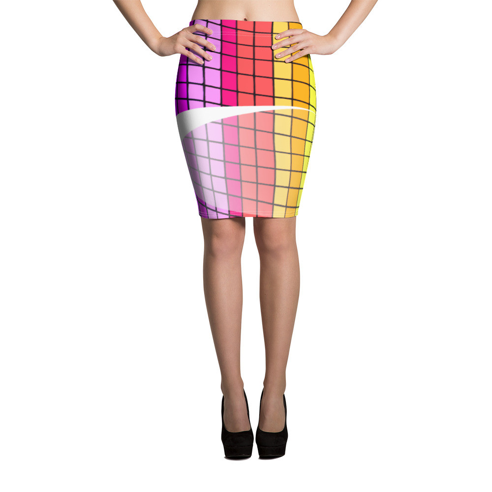 Equalize-HER Pencil Skirt by  CUTEgirlUGLYselfie