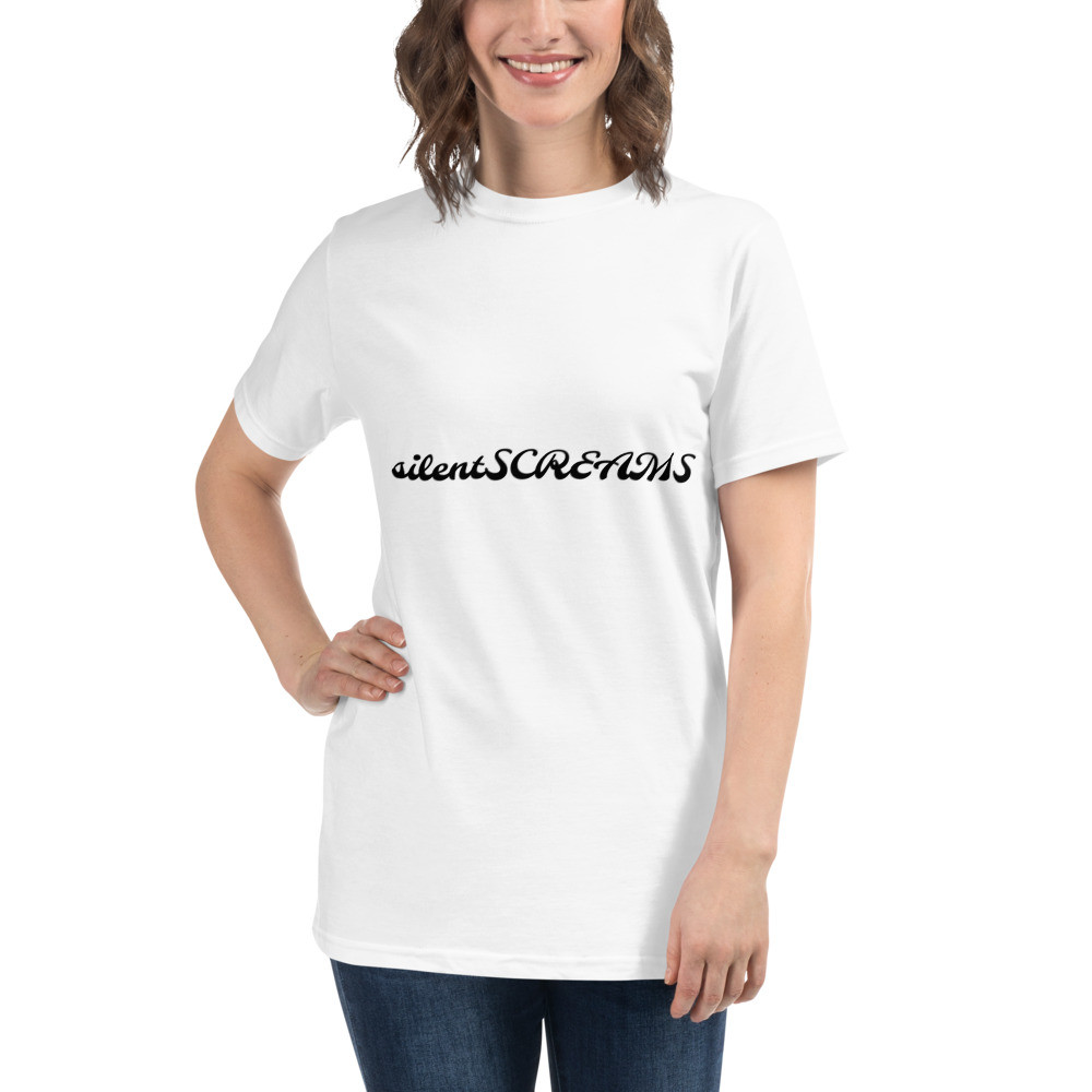 silentSCREAMS Organic T-Shirt