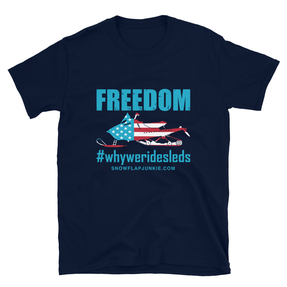 Freedom Short-Sleeve T-Shirt