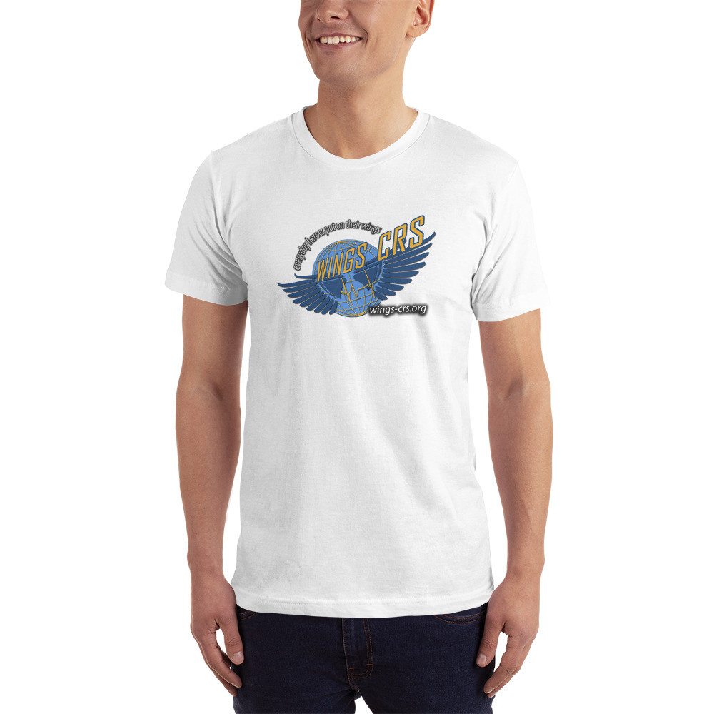 WIngs CRS Every Day Heroes Men's T-Shirt