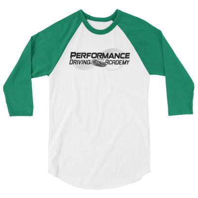 3/4 Sleeve Unisex Raglan Shirt