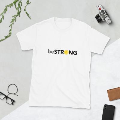 beSTRONG - Short-Sleeve Unisex Light T-Shirt