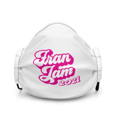 Fran Jam - Face Mask
