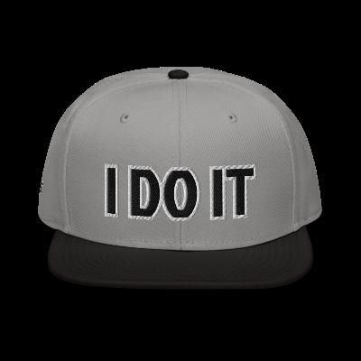 EVOLVE I DO IT Snapback Hat