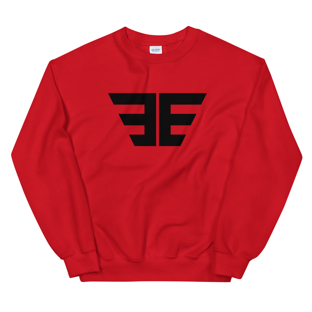 EVOLVE BLACK Unisex Sweatshirt