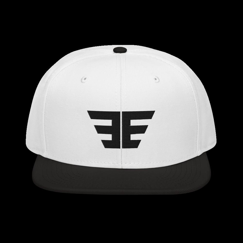 EVOLVE BLK Snapback Hat