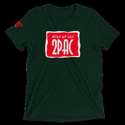 EVOLVE Woke Up Like 2Pac t-shirt