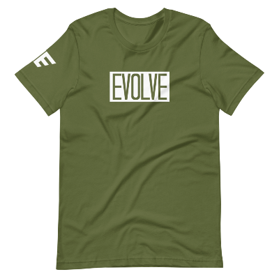 EVOLVE CLASSIC Unisex T-Shirt