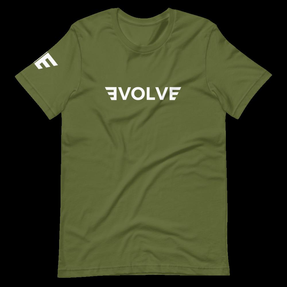 EVOLVE2 Unisex t-shirt