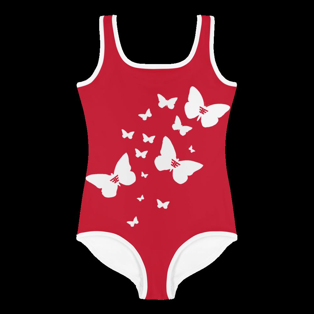 EVOLVE GIRLS Butterfly Swimsuit