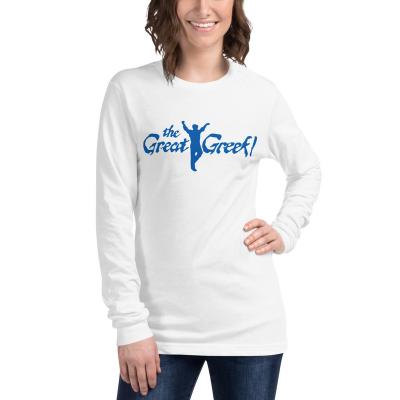 The Great Greek Unisex Long Sleeve T-Shirt