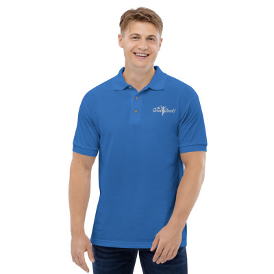 The Great Greek Polo Shirt