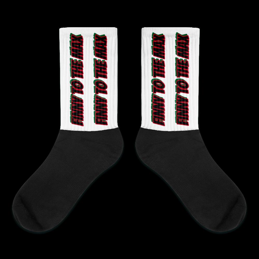 Text Socks