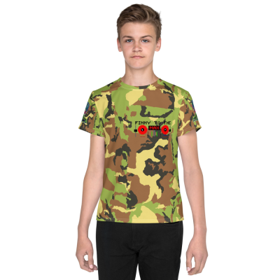 Camo Youth T-Shirt