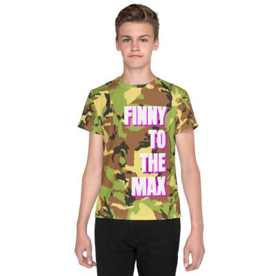 Camo Youth T-Shirt