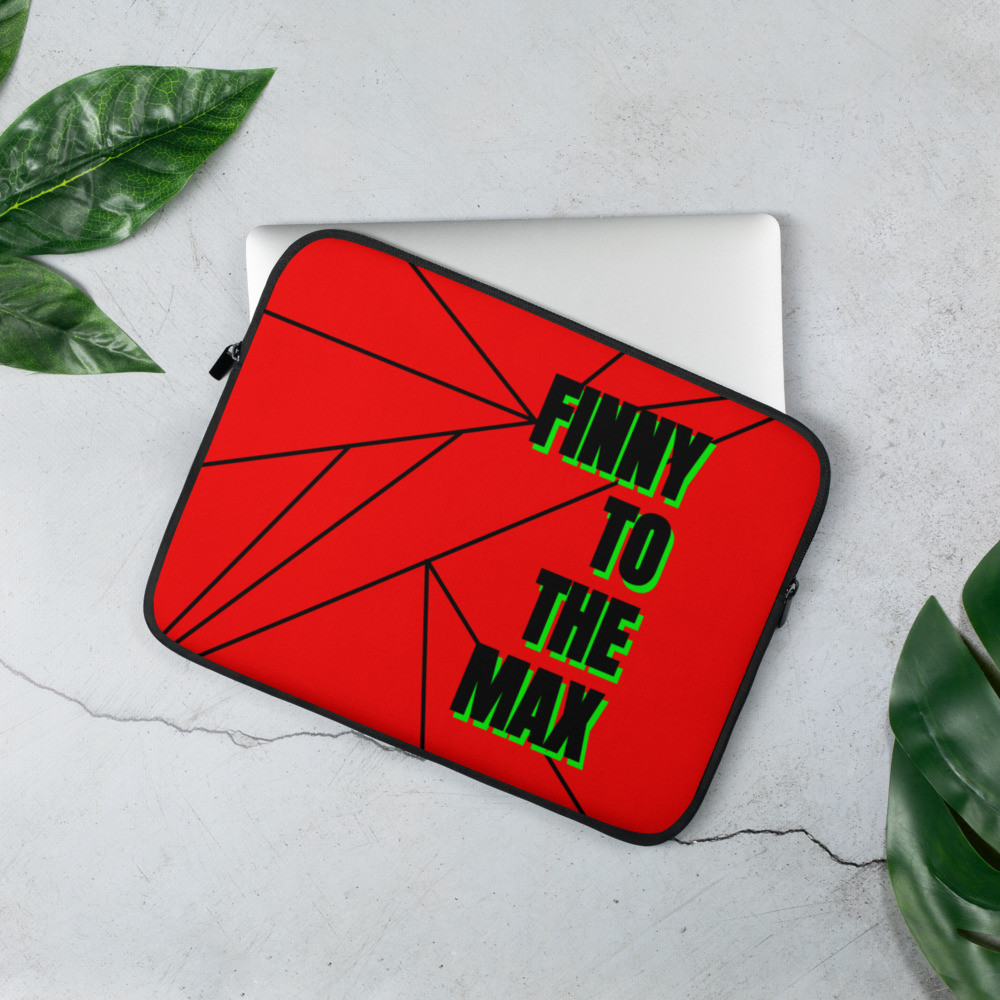 Logo Laptop Sleeve