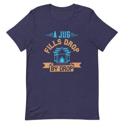 Jug Fills Drop By Drop