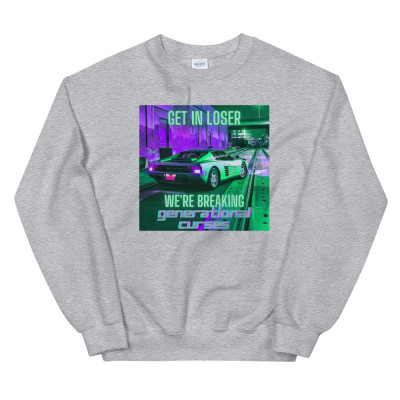 Breaking Generational Curses Unisex Sweatshirt