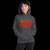 Weekly Spooky Cozy Unisex Hoodie