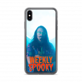 Spooky Weekly iPhone Case