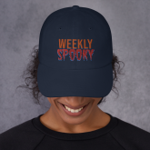 Weekly Spooky Ball Cap