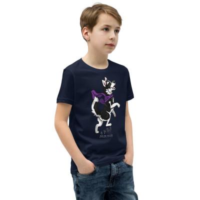 Youth Short Sleeve T-Shirt Rock Star Merc