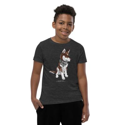 Youth Short Sleeve T-Shirt Hot Rod Todd