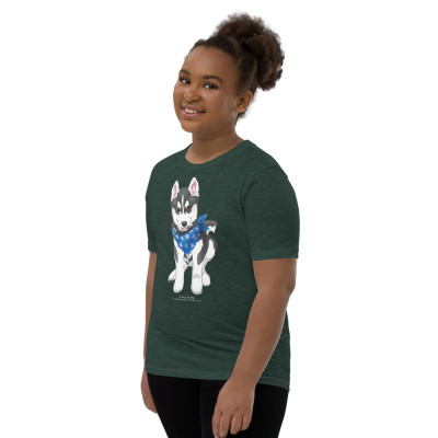 Youth Short Sleeve T-Shirt Morse Koda