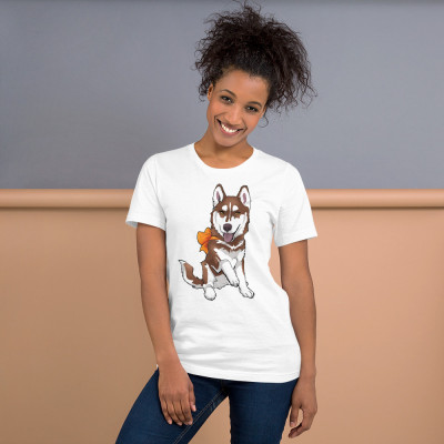 BBQ Haku Short-Sleeve Unisex T-Shirt