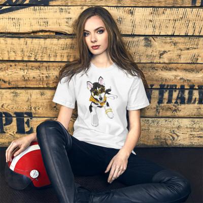 Rock Star Merc Bling Short-Sleeve Unisex T-Shirt