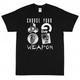 Choose Your Weapon SW Short Sleeve T-Shirt