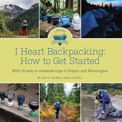 book - I Heart Backpacking