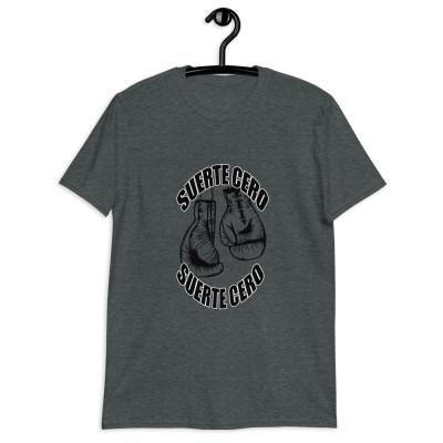 Camiseta de manga corta - Boxing / SUERTE CERO