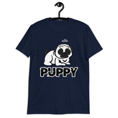 Camiseta manga corta unisex - Puppy zZz / SUERTE CERO
