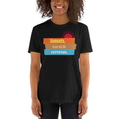 Camiseta - Sunset / SUERTE CERO