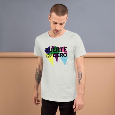Camiseta manga corta - COLORS / SUERTE CERO