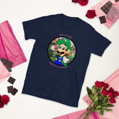 Camiseta manga corta unisex - LUIGI / SUERTE CERO